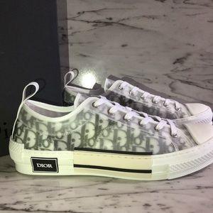 """Dior Shoes - Dior Oblique """"B23"""" Sneaker"""